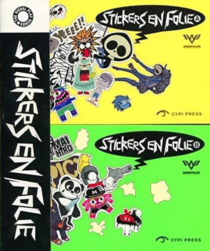 9780956045393: Stickers en folie