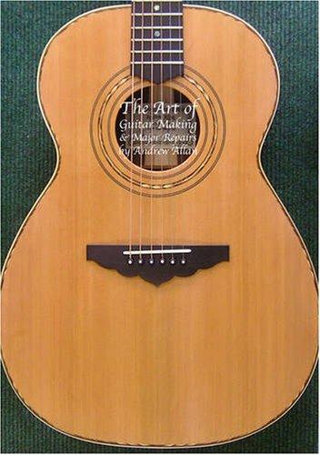 9780956050403: The Art of Guitar Making