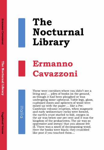 9780956056054: The Nocturnal Library (Changelings)