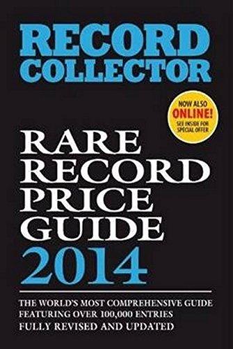 9780956063946: Rare Record Price Guide 2014