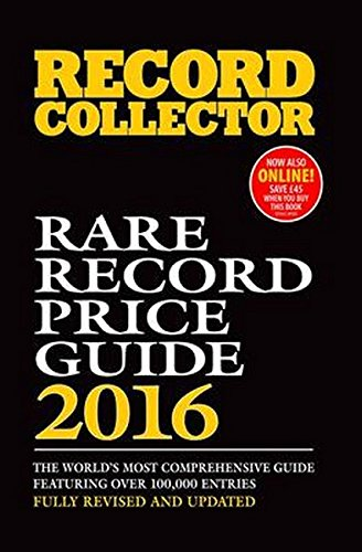 9780956063984: Rare Record Price Guide 2016