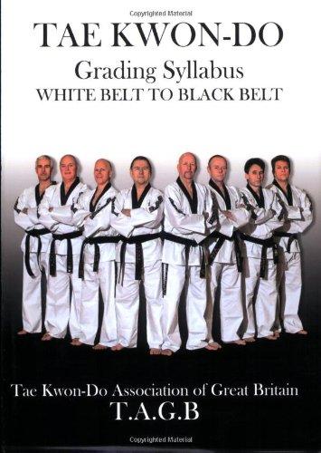 9780956065209: Tae Kwon-do: Grading Syllabus White Belt to Black Belt
