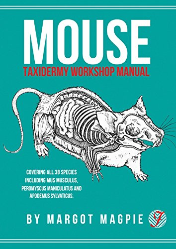 9780956065490: Mouse: A taxidermy workshop manual (A Field Guide)