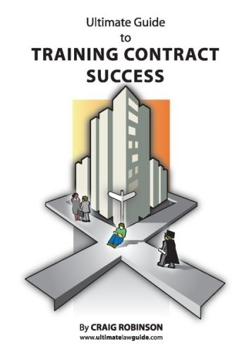 9780956067203: Ultimate Guide to Training Contract Success