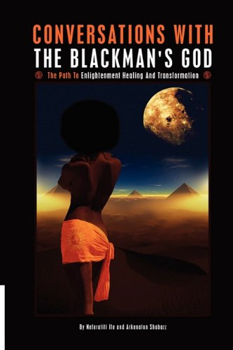 9780956069207: CONVERSATIONS WITH THE BLACKMANS GOD
