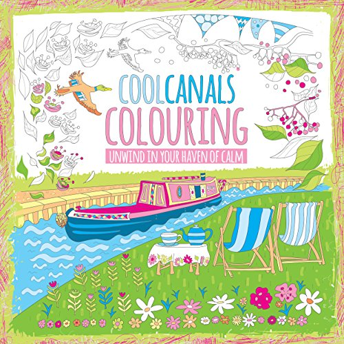 Coolcanals Colouring: Phillippa Greenwood