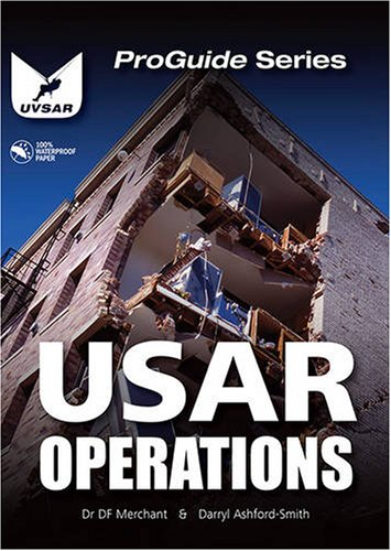 9780956078407: USAR Operations: Urban Search and Rescue Operations (ProGuide)