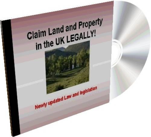 9780956081674: Claim Free Land and Property