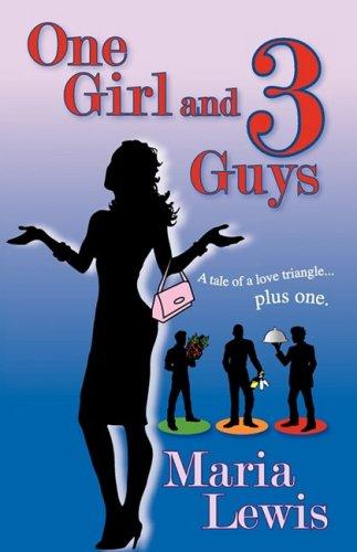 9780956084200: One Girl and 3 Guys