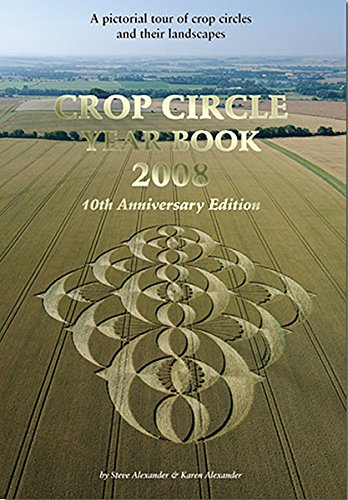 9780956099204: CROP CIRCLE YEAR BOOK 2008 - 10TH ANNIVERSARY EDITION
