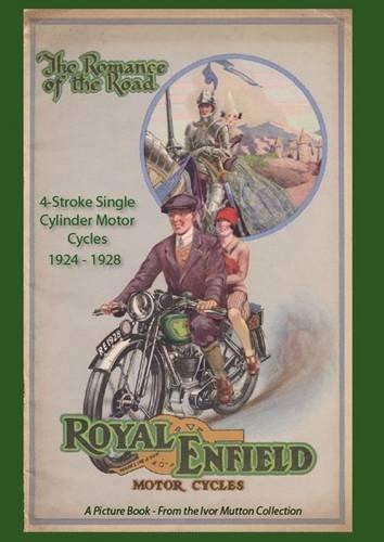 9780956100436: Royal Enfield 4-stroke Singles 1924 - 1928