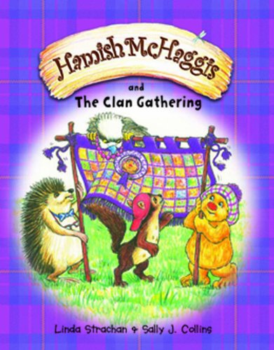 9780956121127: Hamish McHaggis and the Clan Gathering