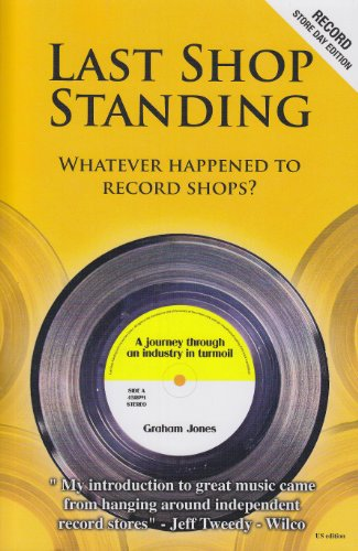 9780956121233: Last Shop Standing: Whatever Happened to Record Shops?