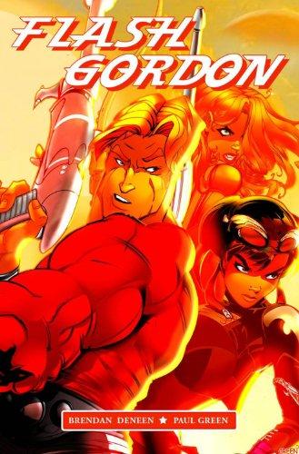 Flash Gordon Volume 1: Mercy Wars TP: Deneen, Brendan