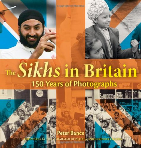 9780956127020: The Sikhs in Britain: 150 Years of Photographs