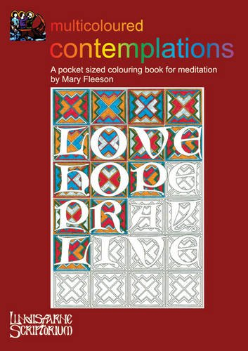 9780956140289: Multicoloured Contemplations: A Pocket Sized Colouring Book