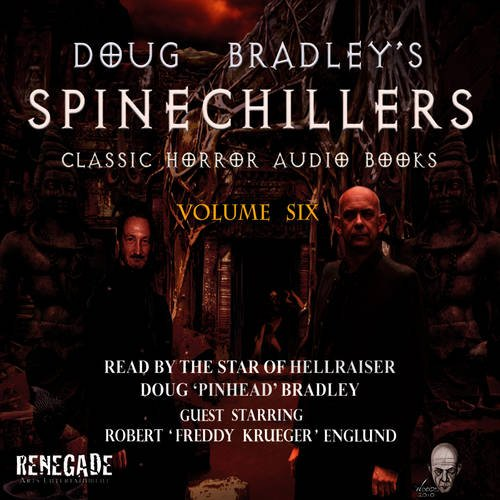 9780956146274: Doug Bradley's Spine Chillers: Classic Horror Stories, Vol. 6