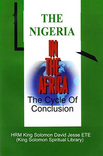 The Nigeria in the Africa (Paperback): King Solomon David