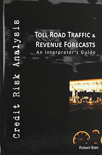 9780956152718: Toll Road Traffic & Revenue Forecasts