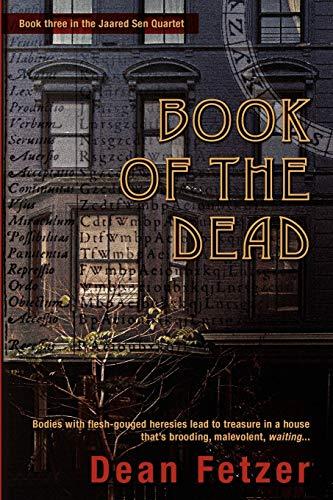 9780956158147: Book of the Dead (The Jaared Sen Quartet, Book 3)