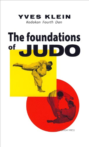 9780956173805: Yves Klein: The Foundations of Judo