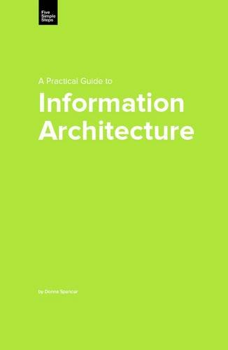 9780956174062: A Practical Guide to Information Architecture (Practical Guide Series)