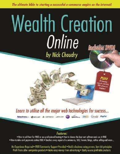 9780956181305: Wealth Creation Online