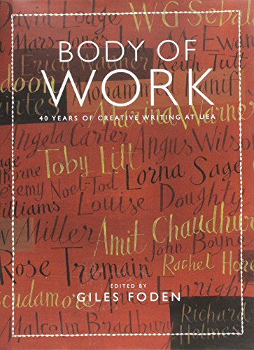 Body of Work: Foden, Giles Ed