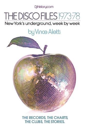 The Disco Files 1973-78: Vince Aletti
