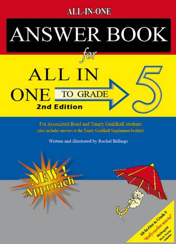 9780956199492: Answer Book: For All-In-One to Grade 5