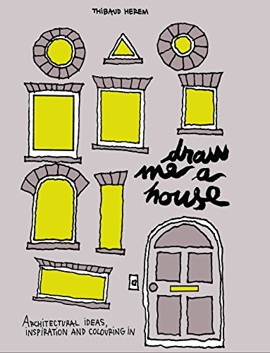 9780956205377: Draw Me a House: Architectural Ideas, Inspiration and Colouring In