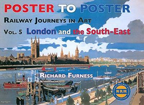 9780956209252: Railway Journeys in Art: London and the South East (Railway Journeys in Art 5)