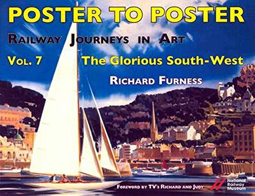 Railway Journeys in Art: Volume 7: The Glorious South-West: Richard Furness