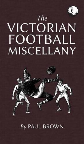 9780956227041: The Victorian Football Miscellany