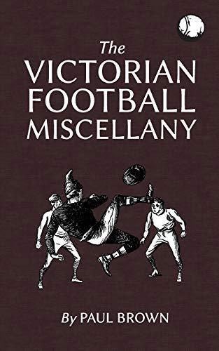 9780956227058: The Victorian Football Miscellany