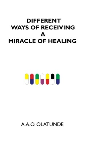 9780956227270: Different Ways of Receiving a Miracle of Healing