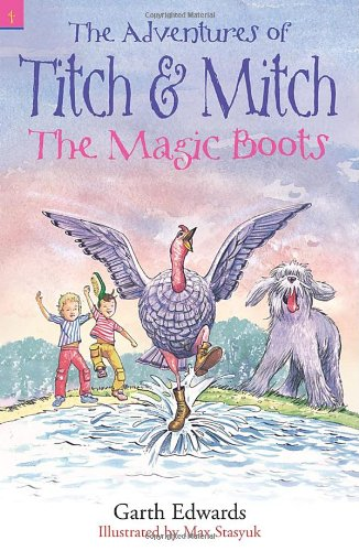 Magic Boots: Edwards, Garth