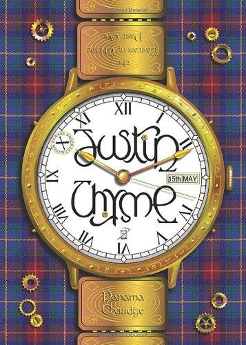 9780956231598: Justin Thyme (Tartan of Thyme)