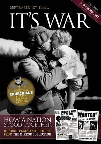 9780956237330: It's War