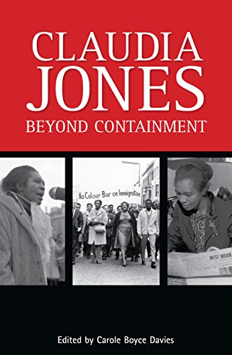 9780956240163: Claudia Jones: Beyond Containment: Autobiographical Reflections, Essays and Poems