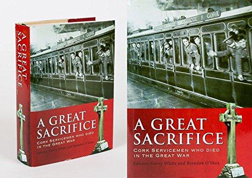 9780956244314: A Great Sacrifice