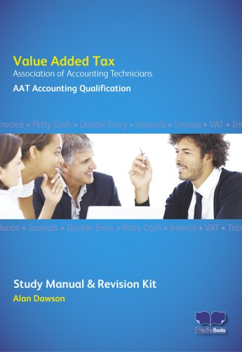 9780956251367: Value Added Tax: Study Manual and Revision Kit combined