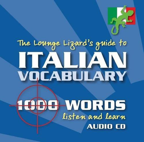 9780956257833: Italian Vocabulary