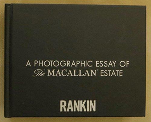 9780956268129: Photographic Essay of the Macallan Estat