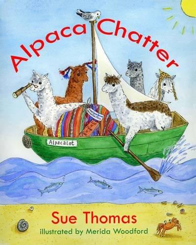 Alpaca Chatter: Thomas, Sue