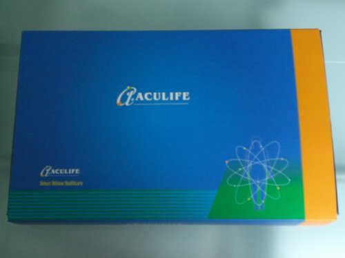 9780956275103: Aculife Hand Acupuncture Manual: Using the Aculife Magnetic Wave Therapist