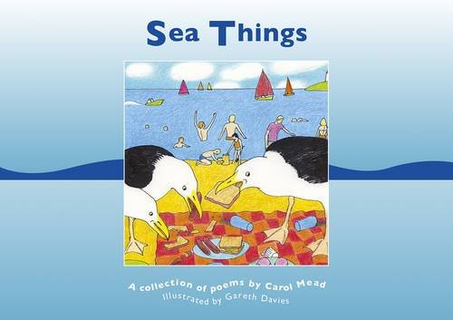 9780956281609: Sea Things