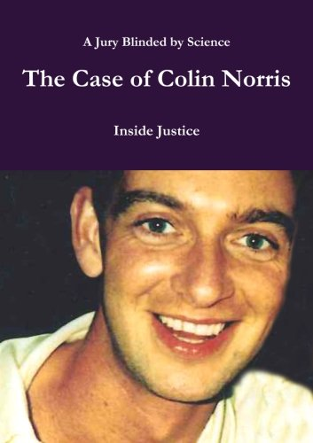 9780956285584: The Case of Colin Norris