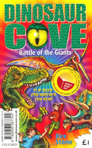 9780956287724: Dinosaur Cove: Battle of the Giants/The Charlie Small Journals: Valley of Terrors: World Book Day