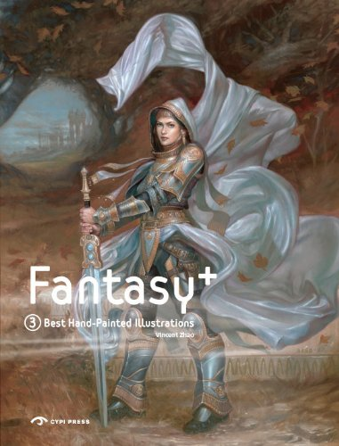 9780956288042: Fantasy +3: Best Hand-Painted Illustrations